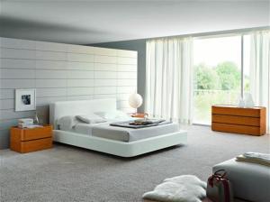 Claves para un dormitorio minimalista