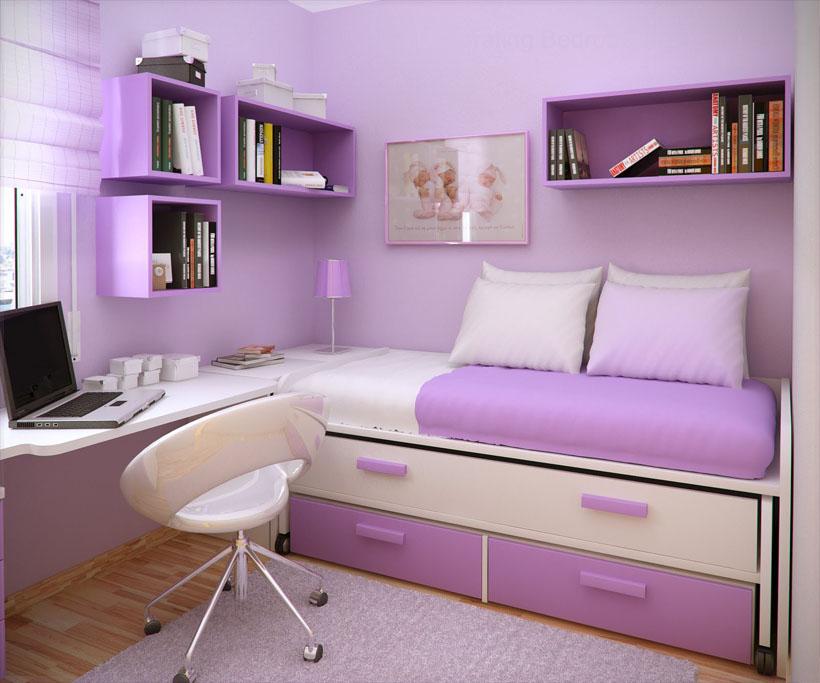 Consejos para la decoraci n de una habitaci n juvenil for Color del dormitorio de los padres